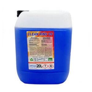 Clean rins liquide rinçage lave vaisselle
