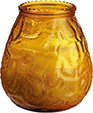 Bougies ambre