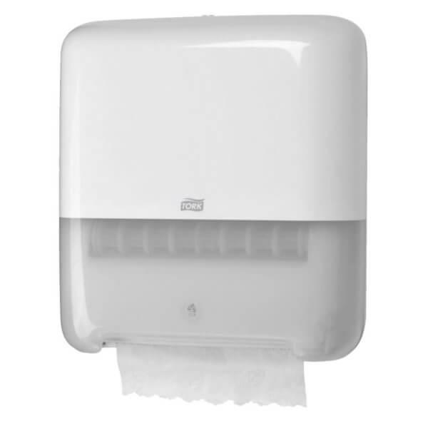 Distributeur Tork matic Blanc