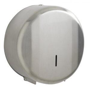 Distributeur Papier WC Mini Jumbo Inox