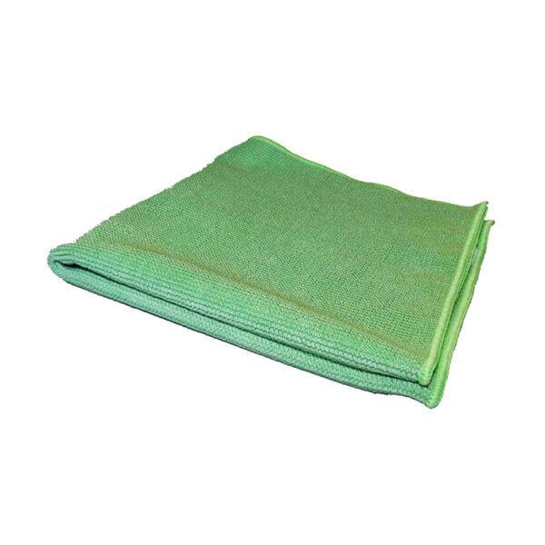 Microfibre Tricot Luxe 40 x 40 cm vert