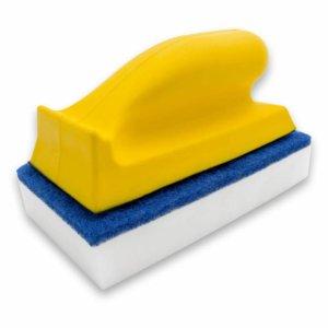 Pad COMPRIMEX bleu avec flyer