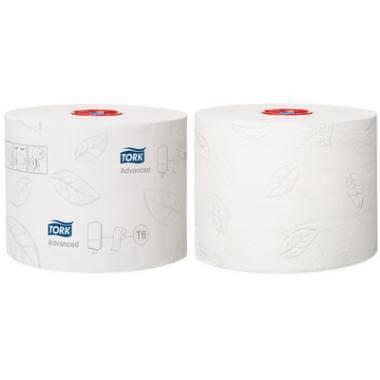 Papier toilette Tork Advanced Compact