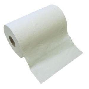 Rouleau Chiffon Mini 140 blanc