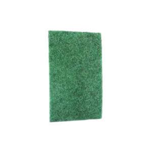 Tampon abrasif vert