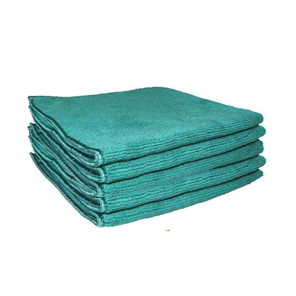 Tricot Soft 40 x 40 cm vert