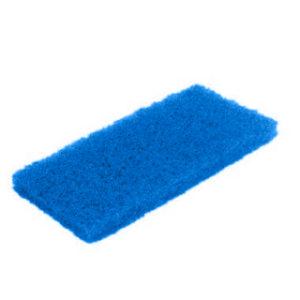 Tampon terfir bleu