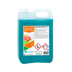 Detergent desinfectant parfum florida