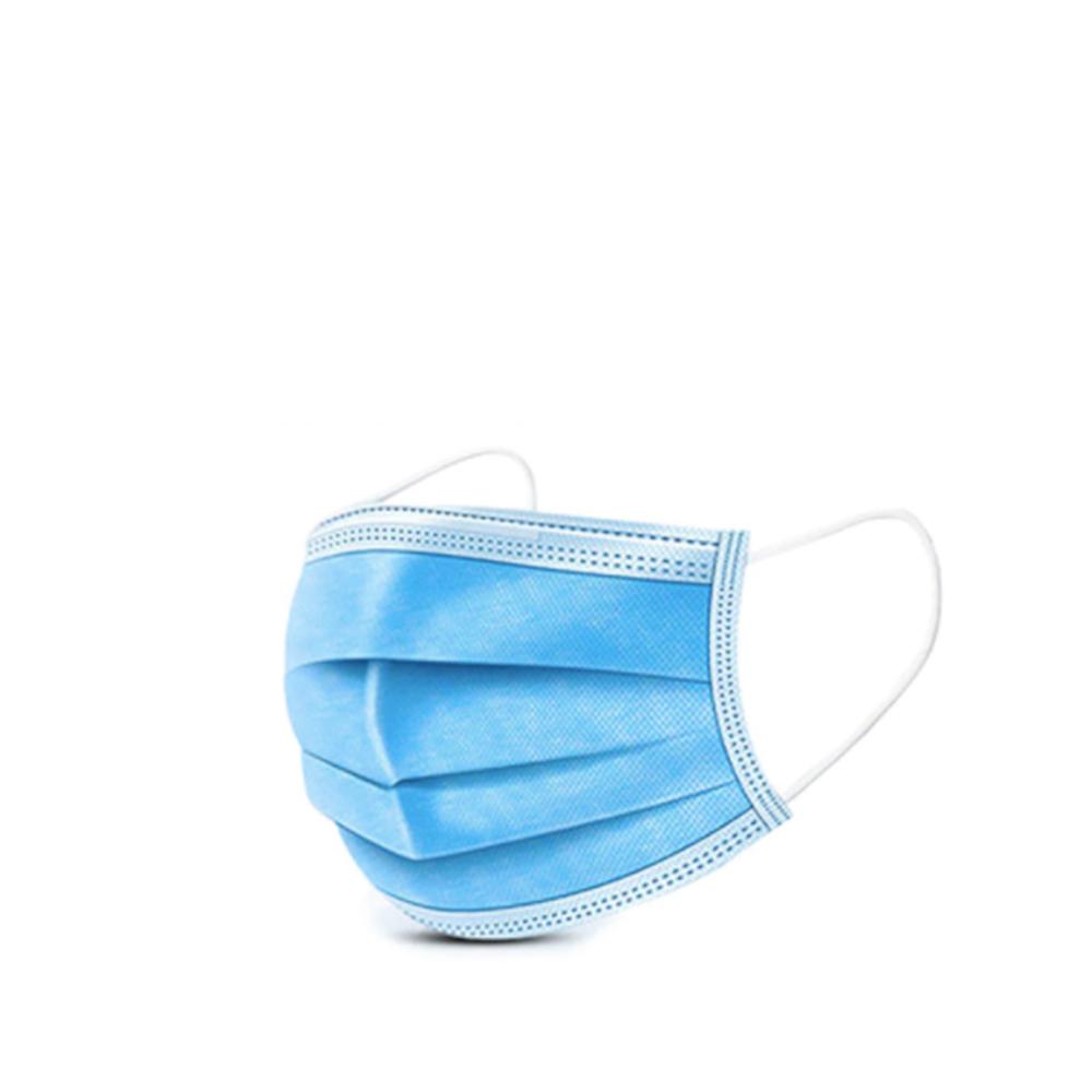 Masque Chirurgical 3 Couches 50 Pcs Boite Servi Clean Sprl