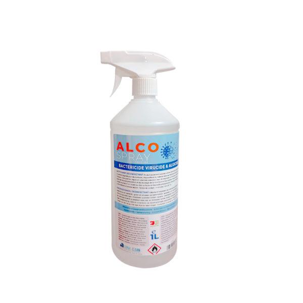 Alco Spray 1L Bactericide virucide algicide