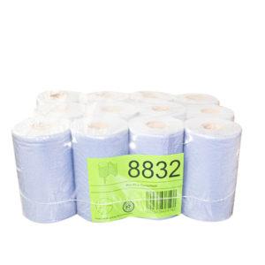 Rouleaux papier Bleu centerfeed