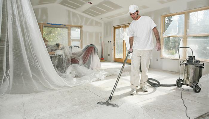 nettoyage fin chantier apres travaux