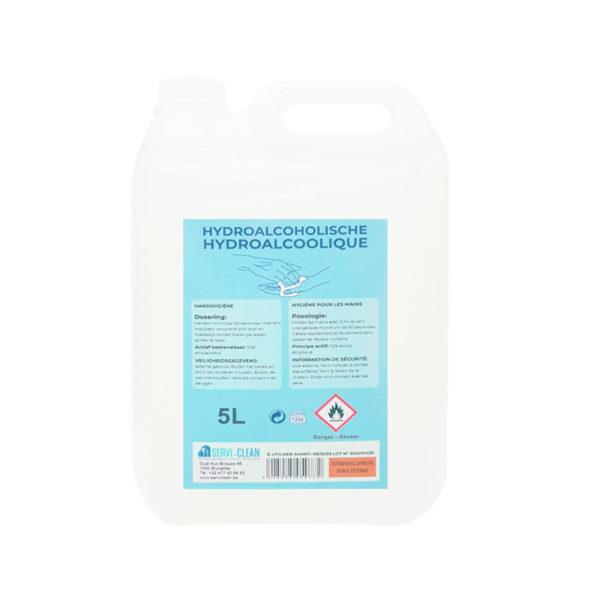 Solution hydroalcoolique 1