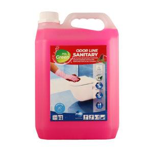 PolGreen Odor Line Sanitary 5L
