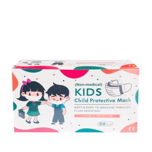 boite masque enfants