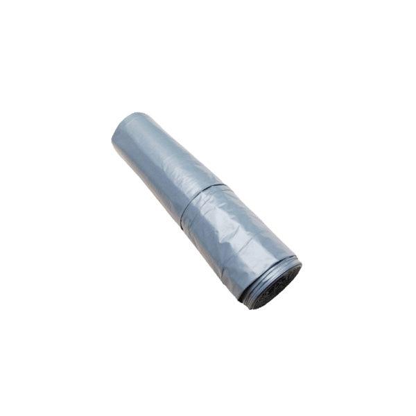 Sac poubelle 60x90 cm Gris LDPE 50