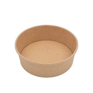 saladier kraft brun