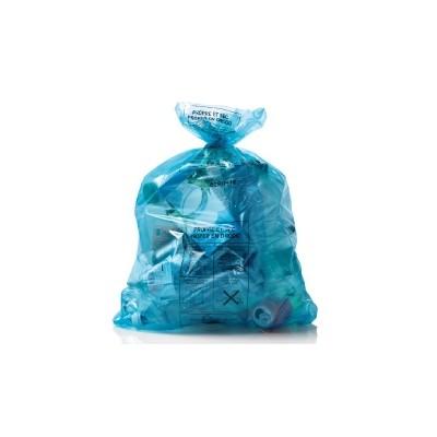 sac bruxelles proprete bleu 100 litres 1 rouleau