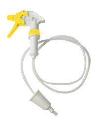 spray tube blanc jaune