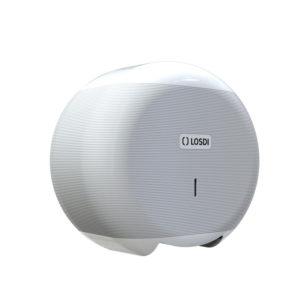 ABS ECO LUXE Distributeur papier toilette maxi jumbo blanc